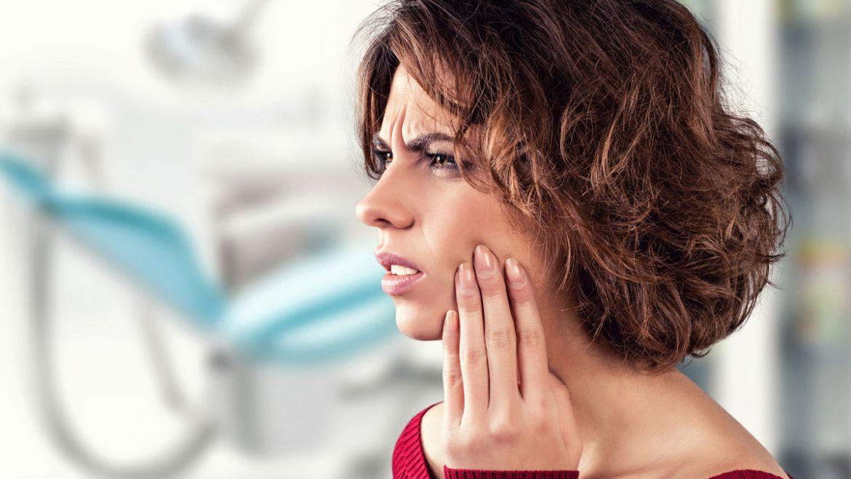 Лечение зубной боли под коронкой